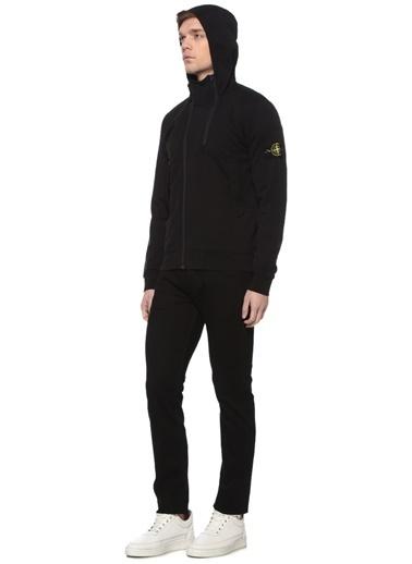 Stone Island Sweatshirt Siyah